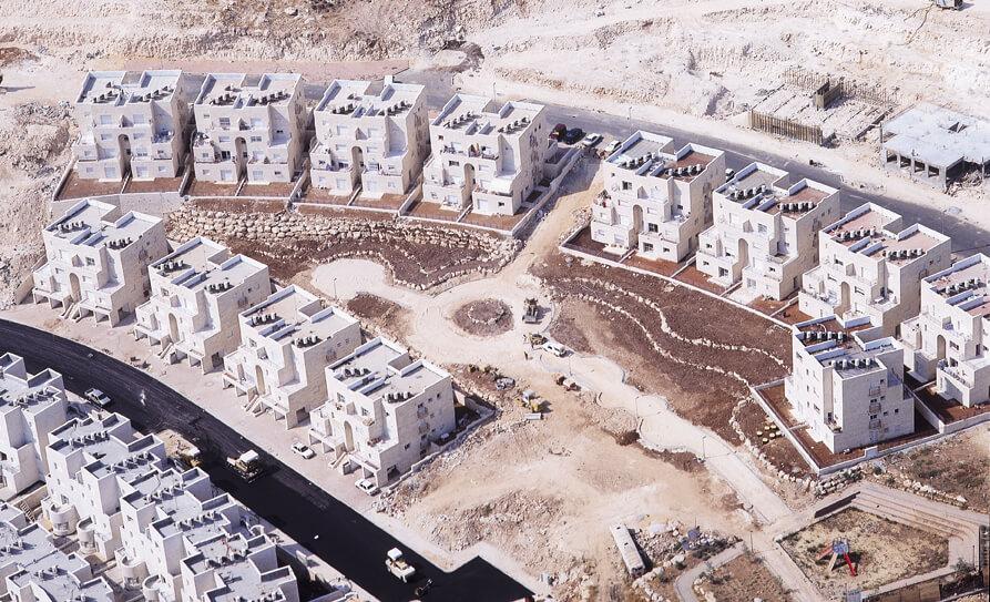 פרוייקט מאוכלס - ירושלים