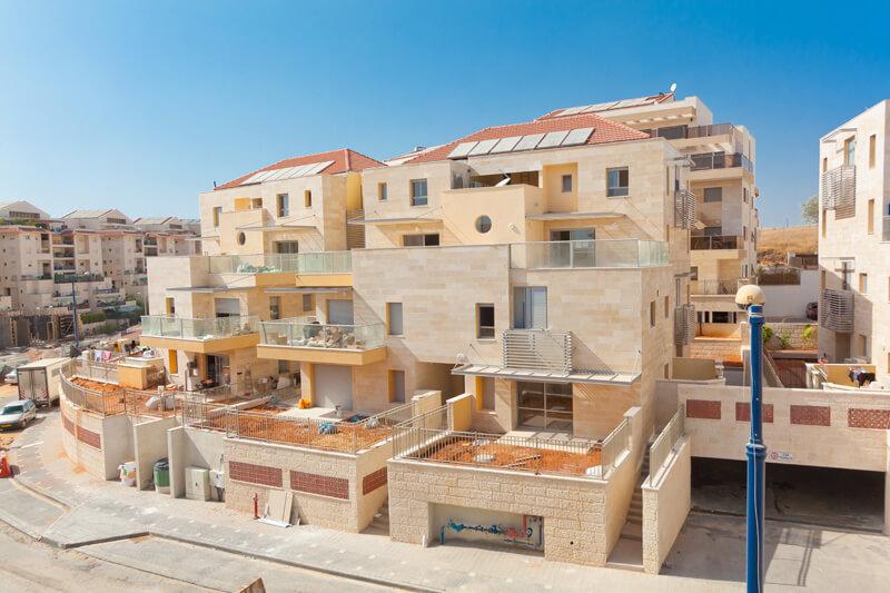 פרוייקט מגורים - שוהם
