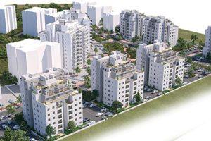 פרוייקט מגורים - בית דגן