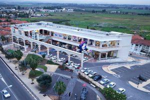 פרוייקט מרכז מסחרי - בינימינה