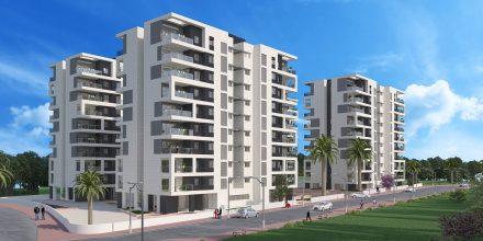 Residential Project Ganei Ya'ar - Lod