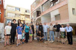 פרוייקט מגורים גרשום 13 - רמת גן