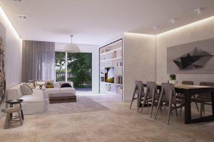פרוייקט מגורים פסטורליה RESERVE כרכור - פנים
