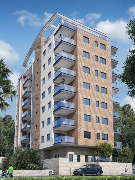 פרוייקט מגורים תל אביב 22 - נס ציונה