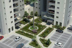 פרוייקט מגורים טופ אגמים - אשקלון